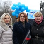 January 22, 2020 - participation in the ceremony on the occasion of the Day of Unification of Ukraine